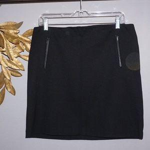 Dalia Collection Black Skirt - Size 10